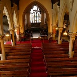 Church shuts for 'public services '